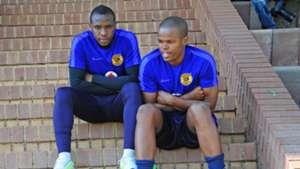 George Maluleka and Willard Katsande - Kaizer Chiefs