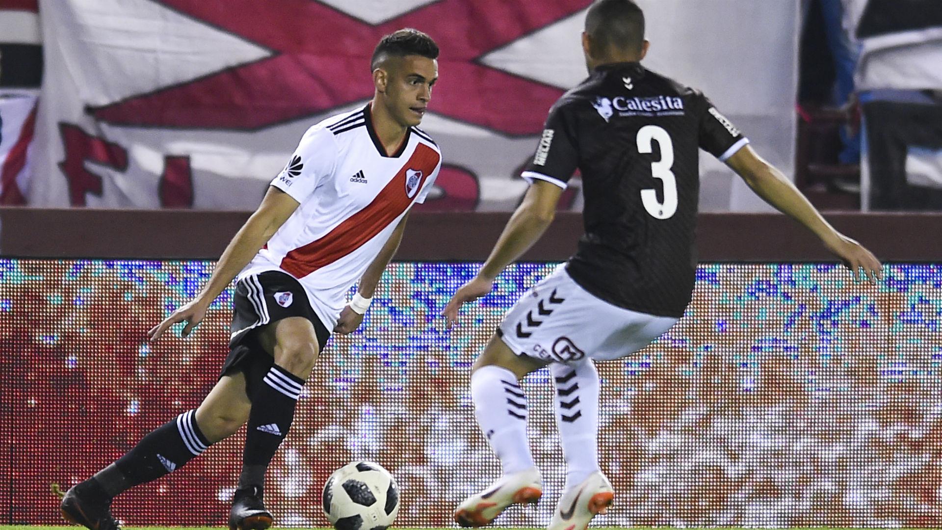 Rafael Santos Borre River Platense Copa Argentina 12092018