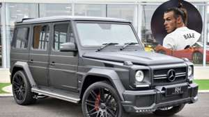 From Bale's Mercedes to Crouch's Ferrari - Football stars sell their prized cars