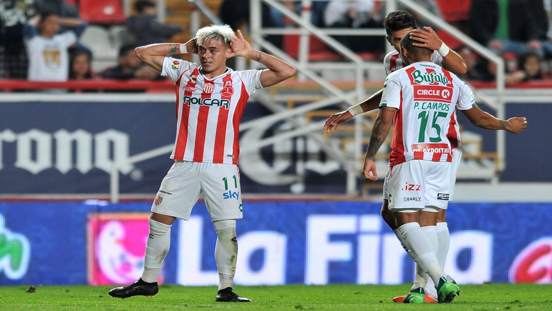 Brian Fernández Necaxa Clausura 2019