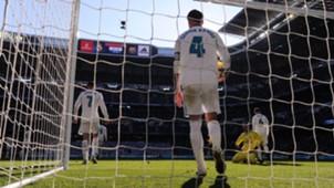 Sergio Ramos Real Madrid Barcelona El Clásico LaLiga 23122017