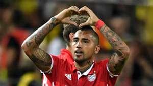 Arturo Vidal Bayern Munich 14082016