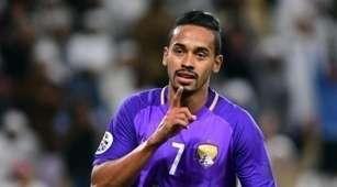 Caio Lucas Fernandes Al Ain UAE Arabian Gulf League