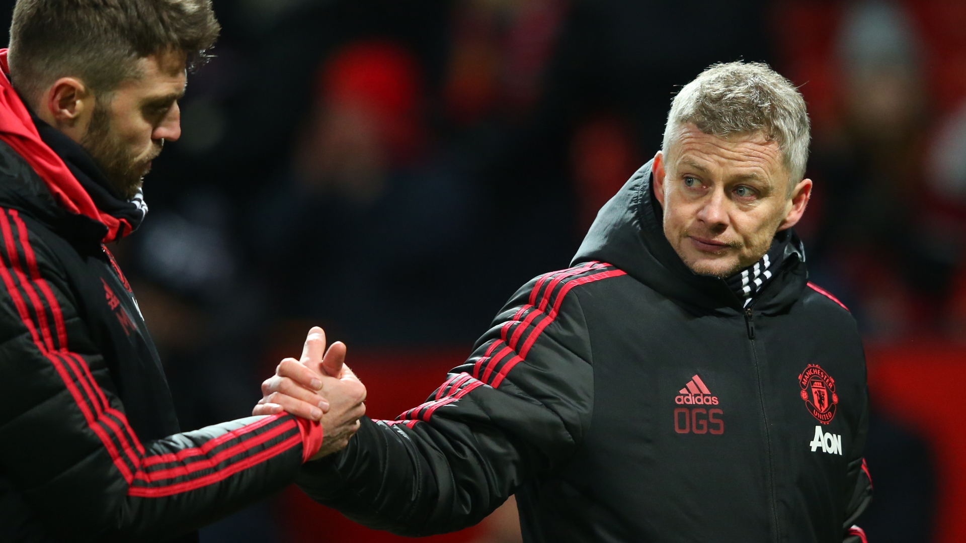 945ef455c Carrick to remain at Man Utd as Solskjaer confirms coaching team for 2019-20
