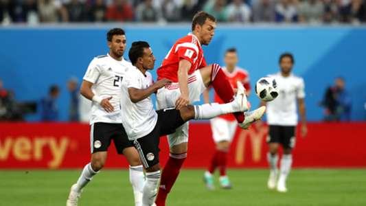 Ägypten Russland WM 2018 19062018
