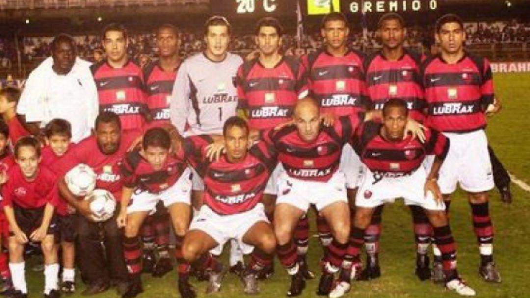 Julio Cesar 2002 Flamengo