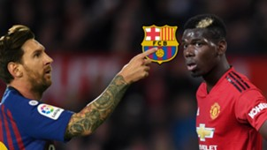 Lionel Messi Paul Pogba