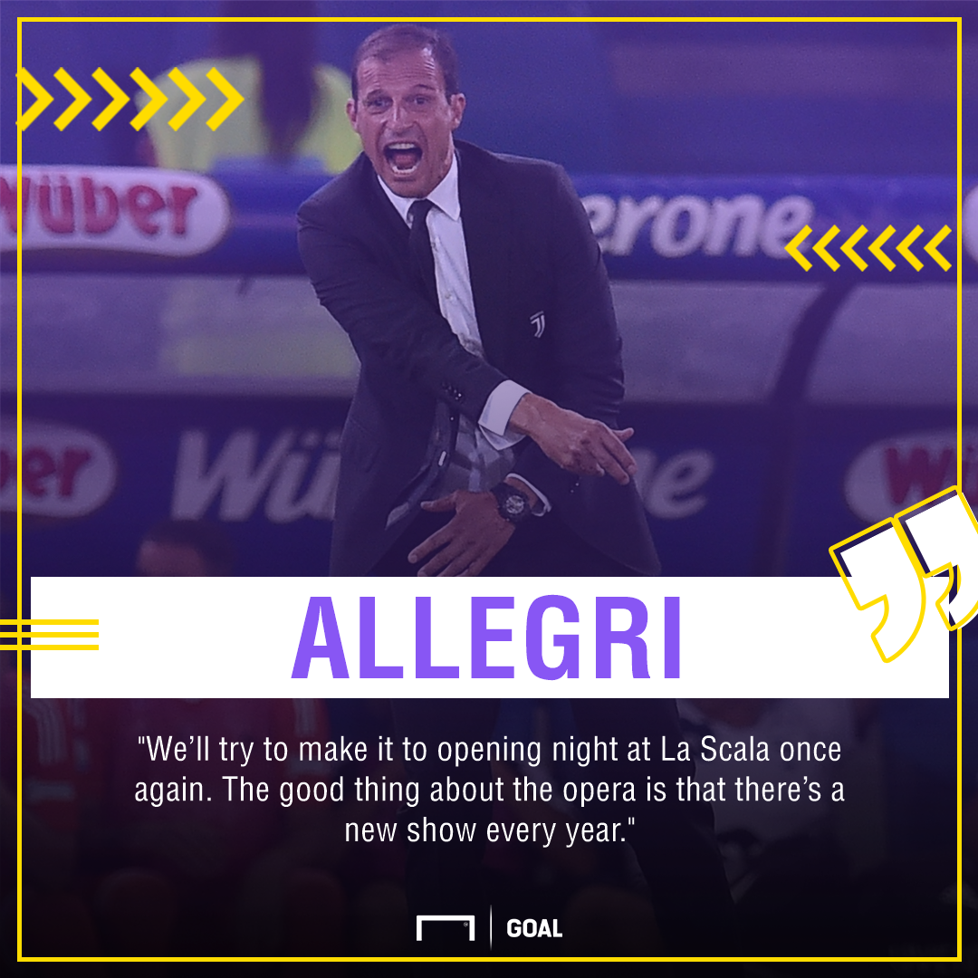 Massimiliano Allegri Juventus PS