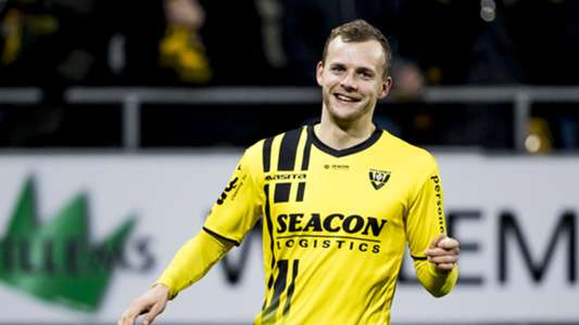Lennart Thy, VVV-Venlo, Eredivisie, 24122017