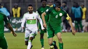 Mahrez vs Leon Balogun