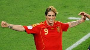 Fernando Torres vs Germany 2008