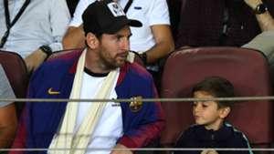 Lionel Messi Thiago Barcelona Inter Champions League