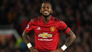 Fred Manchester United
