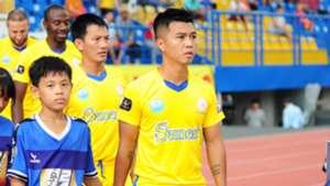 Le Duy Thanh Sanna Khanh Hoa BVN Round 12 V.League 2019