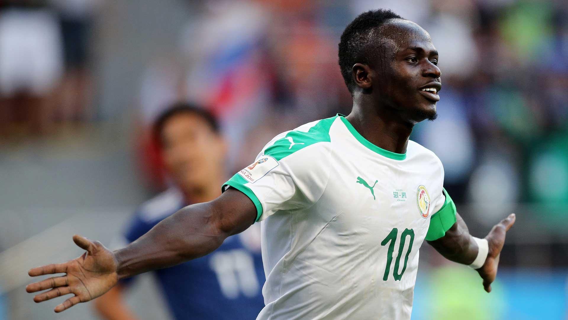 2018-06-24-Senegal- Sadio Mane