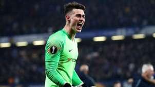 Kepa Arrizabalaga Chelsea Europa League 2019