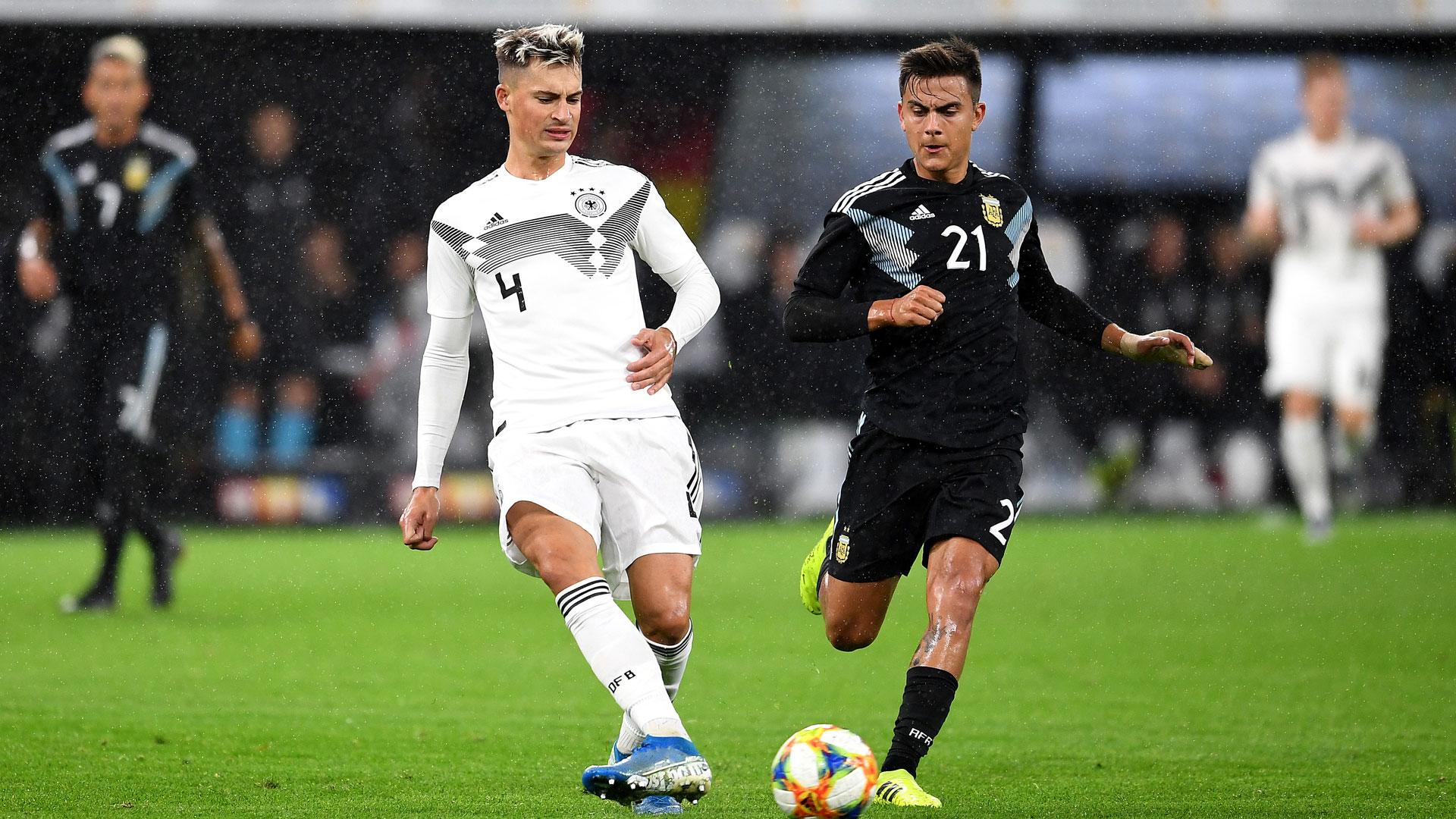 Robin Koch Germany Argentina