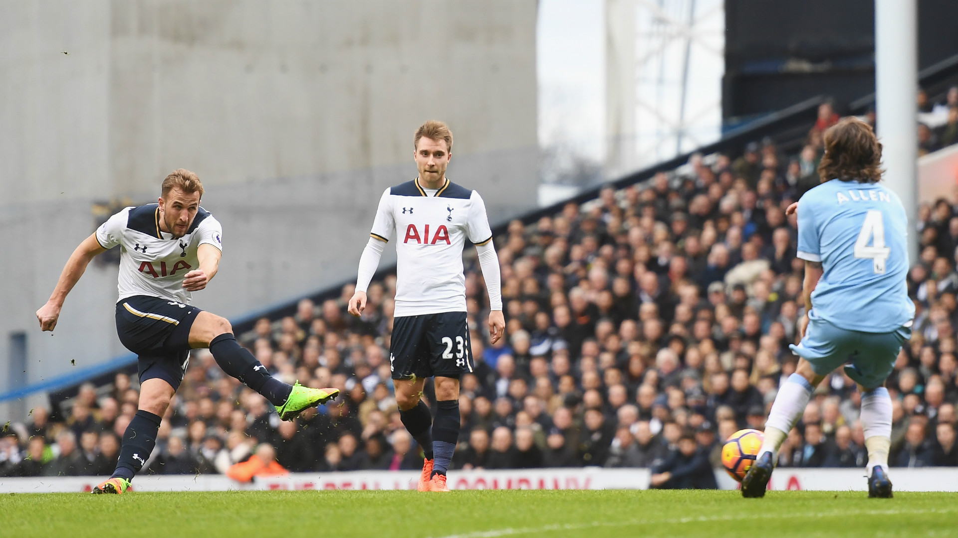 HD Harry Kane versus Stoke