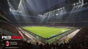 Embed only PES 2019 San Siro