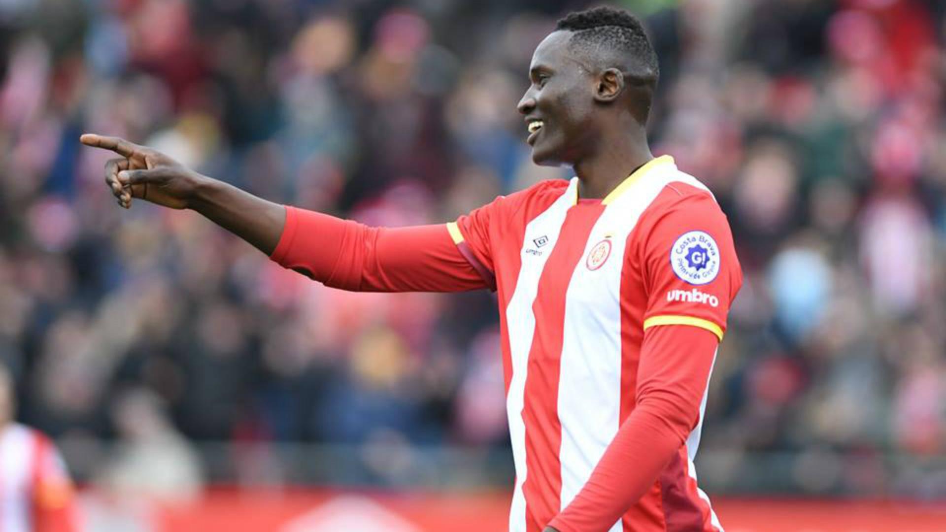 Kenyan sub Olunga scores hat-trick in Girona romp