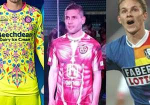 Španjolski trećeligaš Zamora iznenadio je novom kombinacijom, a Goal podsjeća na najružnije nogometne dresove u povijesti