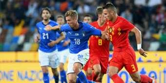 Vido Italy U21 Belgium