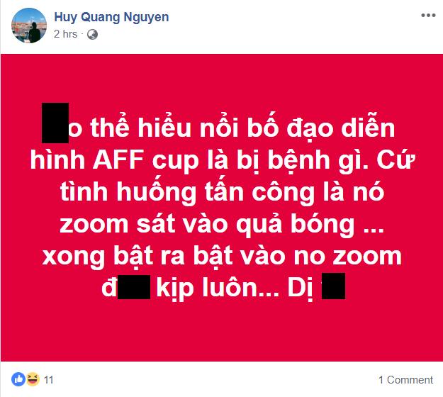 Phản ứng đạo diễn hình trận Lào - Việt Nam 4