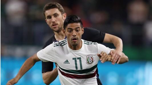 Carlos Vela Josip Pivaric Mexico Croatia