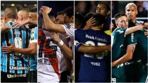 Semifinales Copa Libertadores 2018