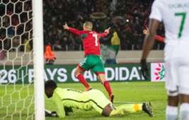 زكريا حدراف - المغرب نيجيريا