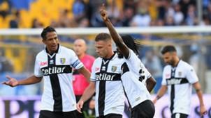 Gervinho Parma Empoli Serie A