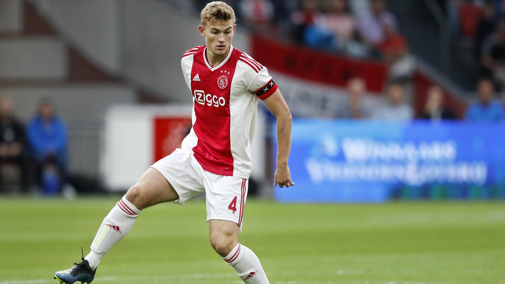 Matthijs de Ligt, Ajax, Eredivisie 08252018