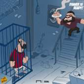 Gonzalo Higuain Rino Gattuso Cartoon