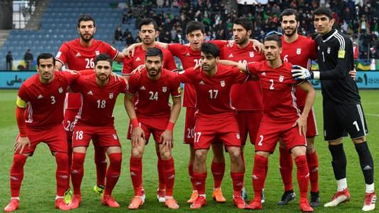 World Cup Iran
