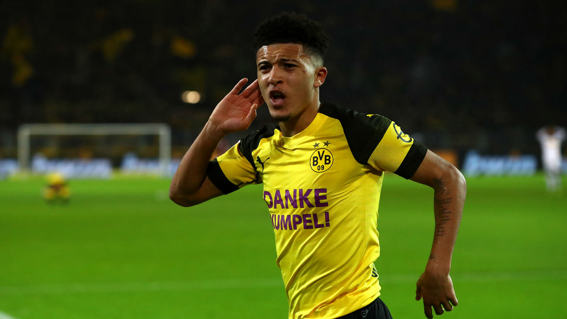 Image result for Sancho an inspiration for young England players - Solanke