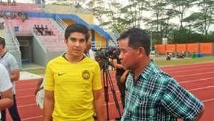 Syed Saddiq, Malaysia's youth and sports minister, 10032019