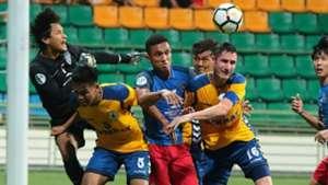 AFC Cup HILIGHT : แทมปิเนส โรเวอร์ส 0 - 0 ยะโฮร์ ดารุล ต๊ะซิม