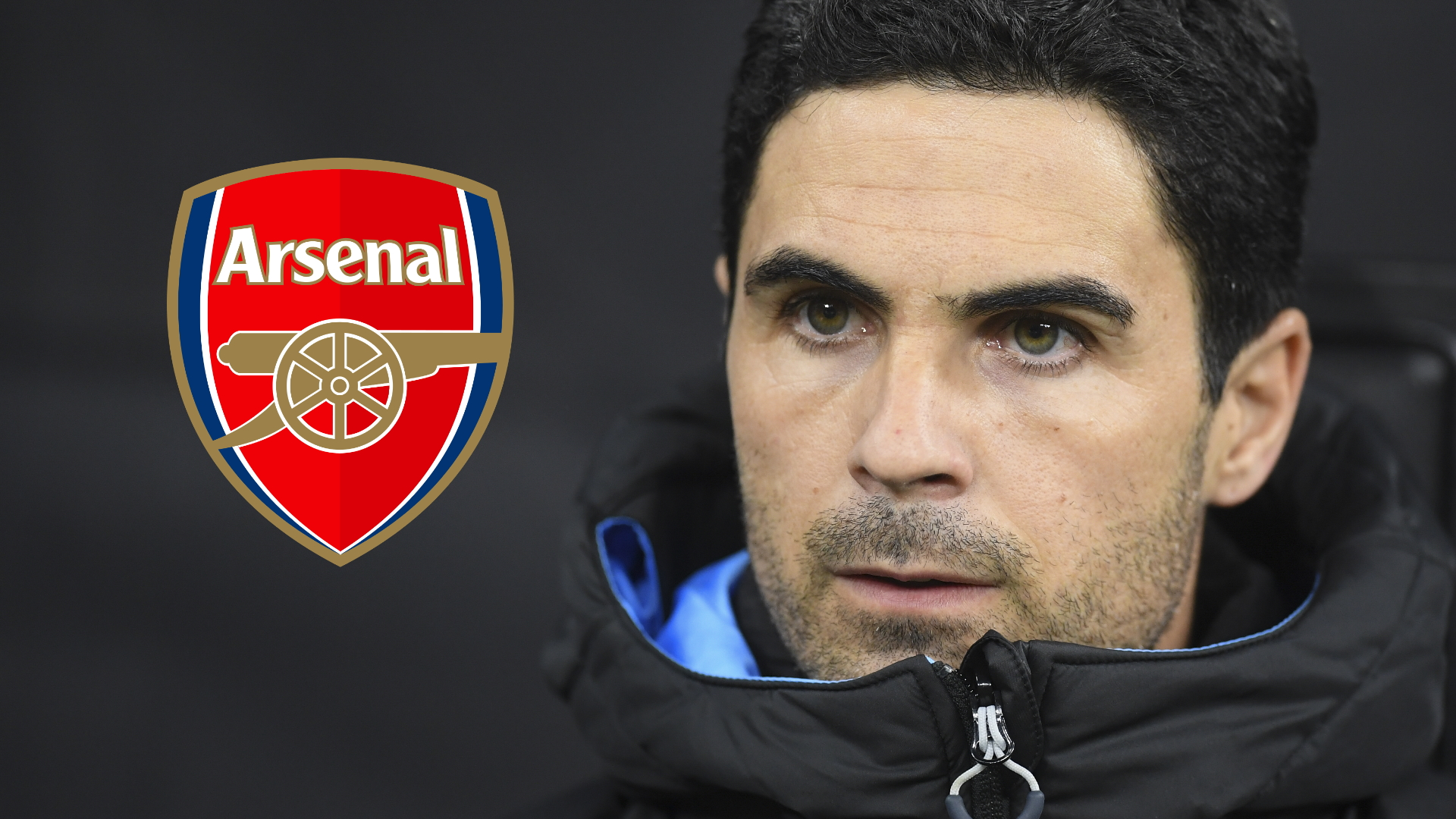 Image result for mikel arteta""