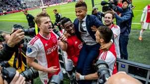 Matthijs de Ligt Bruno Varela David Neres Daley Blind Ajax 05122019