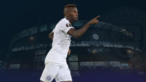 GFX Olarenwaju Kayode Manchester City