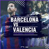 PS Barcelona vs Valencia