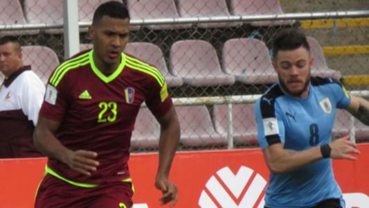 Venezuela Uruguay Eliminatorias Sudamericanas 05102017