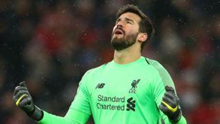 Alisson Liverpool 2018-19