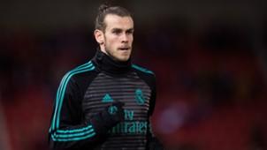 Gareth Bale Numancia Real Madrid Copa del Rey