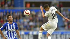 DANI CEBALLOS ALAVES REAL MADRID LALIGA