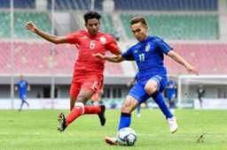 ทีมชาติไทย U23 : 2018