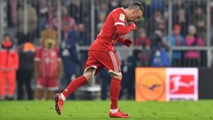 Franck Ribery FC Bayern Bundesliga 1217
