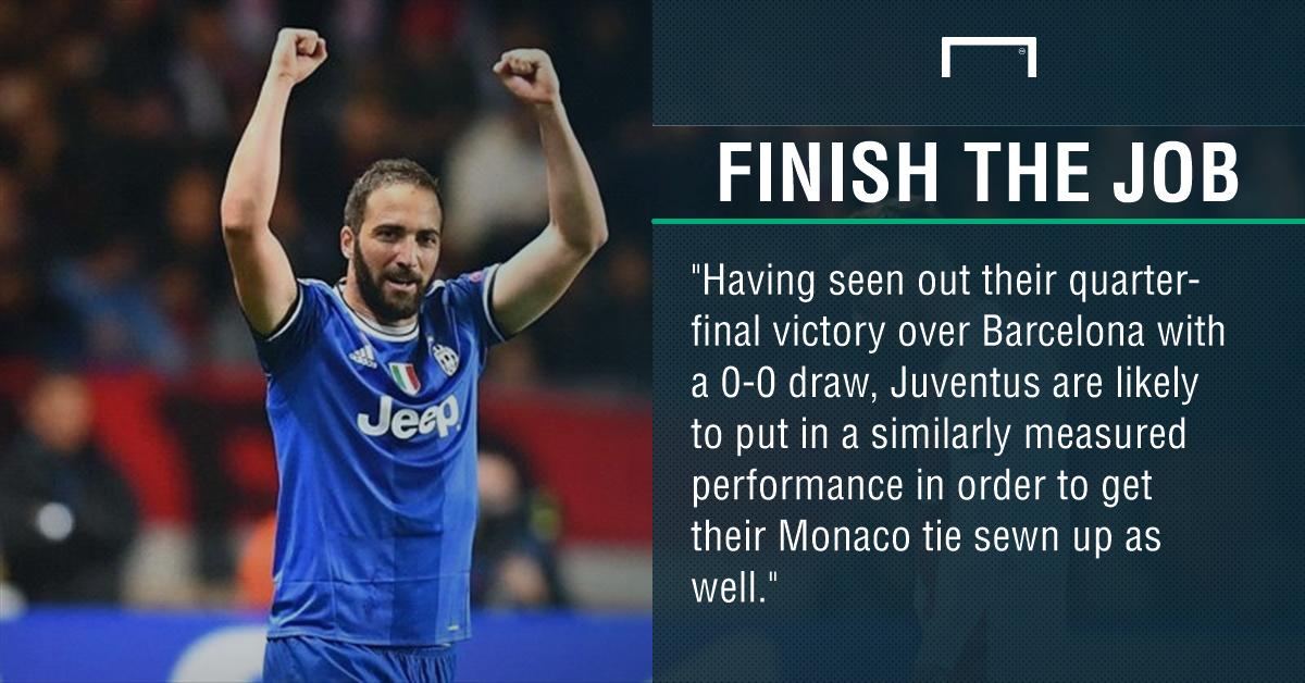 GFX Juventus Monaco betting