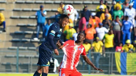 Sundowns, Thabo Nthethe & Maritzburg United, Evans Rusike