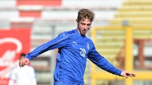 Luca Vido Italy Under 20